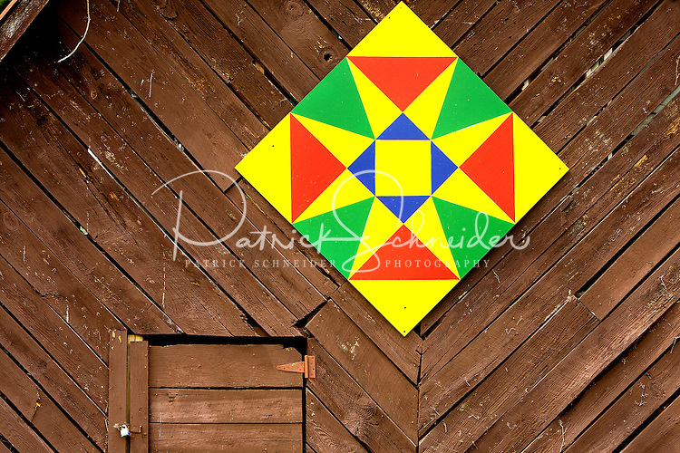 A handful of North Carolina mountain counties are driving tourism (pun intended) with their barn quilt projects. Travelers can download a map and follow the quilt trails through multiple counties.