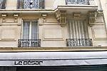 Exterior, Le Cesar Restaurant, Paris, France, Europe