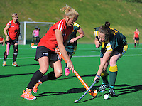 140817 Wellington Women's Club Hockey - Victoria v Eastern Hutt Premier Two