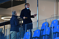 Genoa president Enrico Preziosi during the Serie A football match between Genoa CFC and Bologna FC at Marassi Stadium in Genova (Italy), January 10th, 2021. Photo Daniele Buffa / Image Sport / Insidefoto