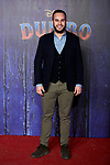 Jorge Blass attends to Dumbo premiere at Principe Pio Theatre in Madrid, Spain. March 27, 2019. (ALTERPHOTOS/A. Perez Meca)