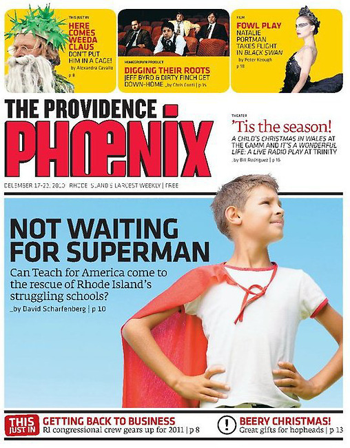 Providence Phoenix - December 2010