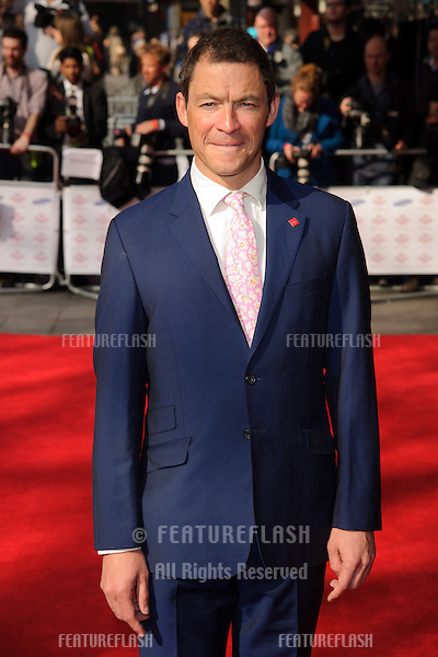 Dominic West arrives for the Prince's Trust Awards 2014 at the Odeon Leicester Square, London. 12/03/2014 Picture by: Steve Vas / Featureflash
