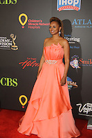 All My Children Debbi Morgan - lead actress nominee at the 38th Annual Daytime Entertainment Emmy Awards 2011 held on June 19, 2011 at the Las Vegas Hilton, Las Vegas, Nevada. (Photo by Sue Coflin/Max Photos)