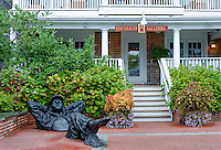 Eisehauer Galleries, Edgartown, Martha's Vineyard, Massachusetts, USA