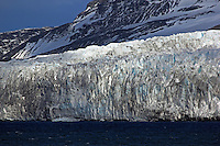 Baudissin Glacier on Heard Island, Antarctica