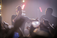 Run the Jewels performs at the Festival d'ete de Quebec (Quebec City Summer Festival) Tuesday July 14, 2015.