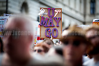 """17.06.2017 - """"Protest Against Theresa May"""""""