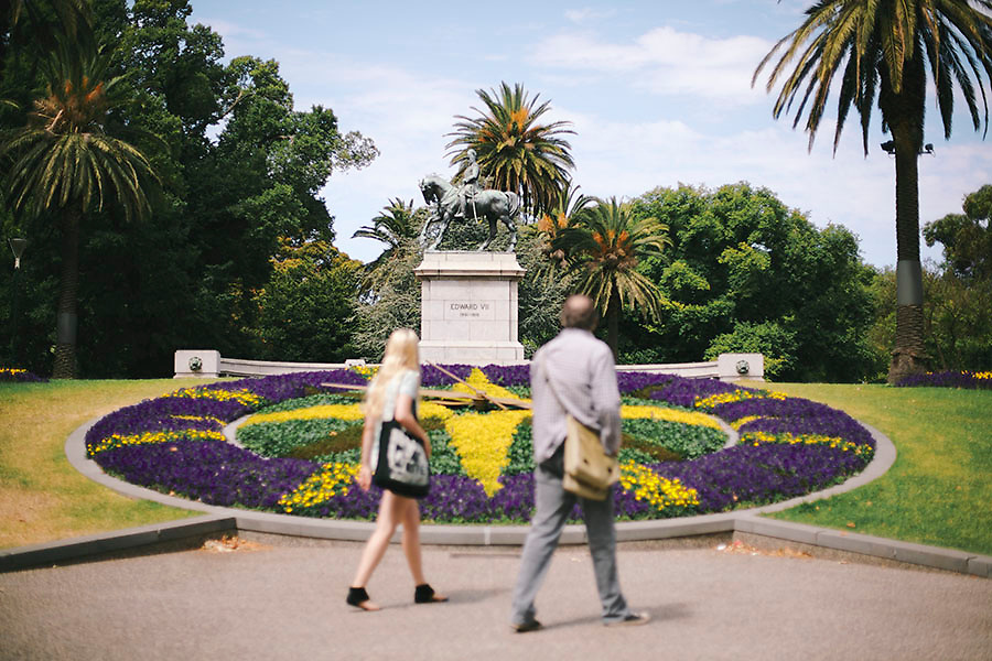 Image Ref: M001<br /> Location: Queen Victoria Garden<br /> Date Shot: 1st May 2013
