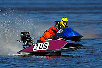 2-US and 1-U  (Outboard Runabout)