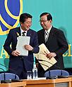 Political Debate at Japan National Press Club