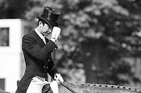 CHN-Alex Hua Tian (HARBOUR PILOT C) INTERIM-=53RD: DRESSAGE - Day 2: 2016 GBR-Mitsubishi Motors Badminton Horse Trials CCI4* (Friday 6 May) CREDIT: Libby Law COPYRIGHT: LIBBY LAW PHOTOGRAPHY