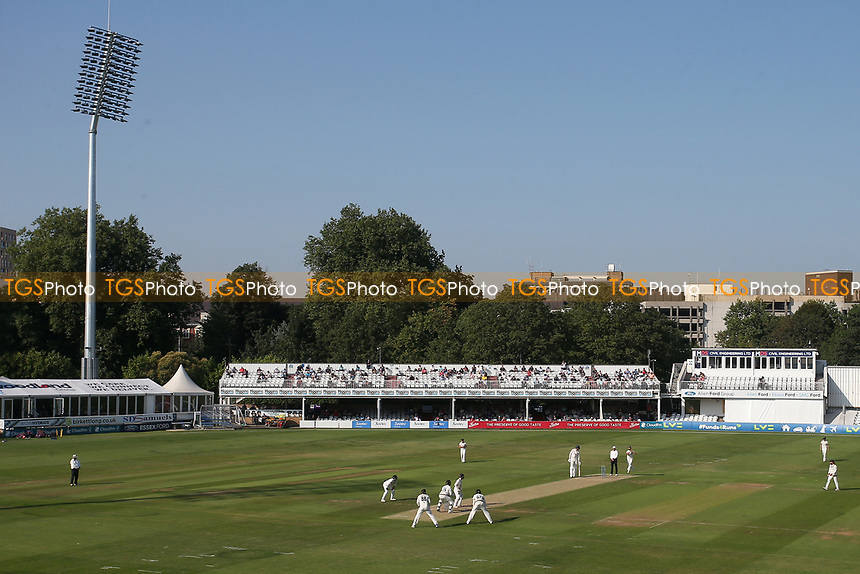 General view of play during Essex CCC vs Gloucestershire CCC, LV Insurance County Championship Division 2 Cricket at The Cloudfm County Ground on 5th September 2021
