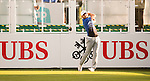 Jordan L. Smith of England tees off the first hole during the 58th UBS Hong Kong Open as part of the European Tour on 08 December 2016, at the Hong Kong Golf Club, Fanling, Hong Kong, China. Photo by Marcio Rodrigo Machado / Power Sport Images