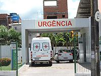 Recife (PE), 21/03/2021 - Covid-Recife - Movimentação na UPA da Abdias de Carvalho no Recife neste domingo (21). O estado de Pernambuco já registrou 329.633 casos e 11.638 óbitos por covid-19.