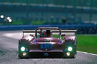 #13 Risi Ferrari..2002 Rolex 24 at Daytona, Daytona International Speedway, Daytona Beach, Florida USA Feb. 2002.(Sports Car Racing)