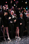 Bebe Neuwirth. Walter Bobbie, Ann Reinking, Joel Grey and cast during the landmark performance of 'Chicago' as it becomes the 2nd longest show in Broadway History at the Ambassador Theatre on November 23, 2014 in New York City.