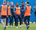 03.05.2019 Rangers training: Jermain Defoe