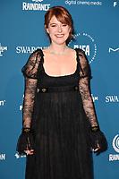 Jessie Buckley<br /> arriving for the British Independent Film Awards 2018 at Old Billingsgate, London<br /> <br /> ©Ash Knotek  D3463  02/12/2018