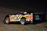 Feb 12, 2009; 7:06:11 PM; Barberville, FL, USA; World of Outlaws Late Model Series for the $10,000 to win at Volusia Speedway Park.  Mandatory Credit: (thesportswire.net)