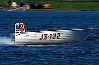 James Wardell, JS-132  (Jersey Speed Skiff(s)