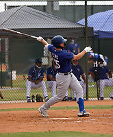 Brandon Lewis - Los Angeles Dodgers 2021 spring training (Bill Mitchell)