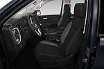 Front seat view of 2019 GMC Sierra-1500 Elevation 4 Door Pickup Front Seat  car photos
