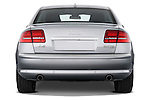 Straight rear view of a 2010 Audi A8 4 Door Sedan 4WD
