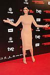 "Paz Vega attends ""La Ignorancia de la Sangre"" Premiere at Capitol Cinema in Madrid, Spain. November 13, 2014. (ALTERPHOTOS/Carlos Dafonte)"