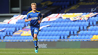 Jaakko Oksanen of AFC Wimbledon currently on loan from Brentford during AFC Wimbledon vs Fleetwood Town, Sky Bet EFL League 1 Football at Plough Lane on 5th April 2021