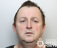 2019 04 23 Peter Anthony Lewis jailed by Swansea Crown Court, Wales, UK