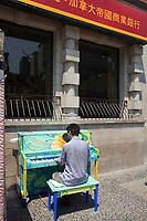 Toronto (ON) CANADA - July 2012 - Queen street west