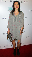 WEST HOLLYWOOD, CA, USA - OCTOBER 23: Michelle Branch arrives at Brian Bowen Smith's First Solo Show 'Wildlife' held at the De Re Gallery on October 23, 2014 in West Hollywood, California, United States. (Photo by Celebrity Monitor)