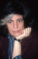 Susan Sontag 1986<br /> Photo By Adam Scull/PHOTOlink.net
