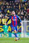 Arda Turan of FC Barcelona in action during their La Liga match between Villarreal and FC Barcelona at the Estadio de la Cerámica on 08 January 2017 in Villarreal, Spain. Photo by Maria Jose Segovia Carmona / Power Sport Images