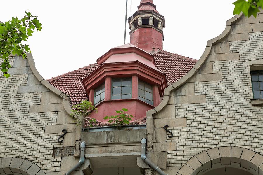 Deutsch-Asiatische Bank In Jinan (Tsinan).