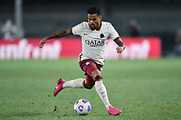 Justin Kluivert  <br /> Serie A football match between Hellas Verona and AS Roma at Marcantonio Bentegodi Stadium in Verona (Italy), September 19th, 2020. Photo Image Sport / Insidefoto