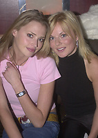 "Las Vegas, Nevada 2-8-2003<br /> Estella Warren and Geri Halliwell<br /> at the 1st Anniversary Celebration of ""Light""<br /> at the Bellagio Resort. The party also celebrates the grand opening of the Bellagio Resort's newest lounge ""Caramel"".<br /> Photo by John Roca/PHOTOlink"