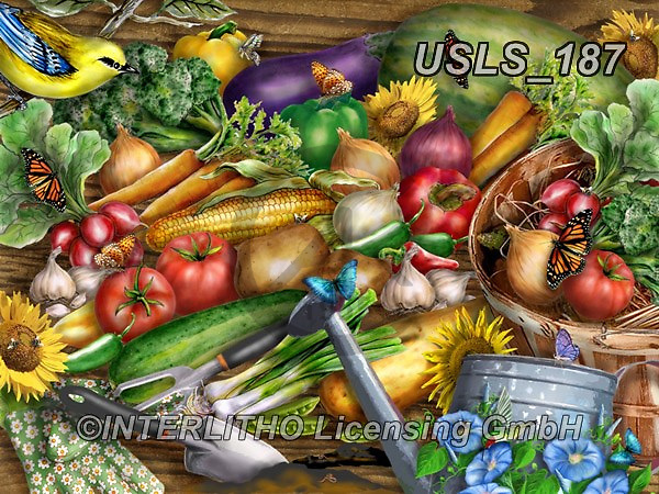 Lori, STILL LIFE STILLEBEN, NATURALEZA MORTA,vegetable, paintings+++++FarmersMarket,USLS187,#i#, EVERYDAY