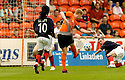 30/07/2006        Copyright Pic: James Stewart.File Name : sct_jspa18_falkirk_v_dundee_utd.BARRY ROBSON SCORES DUNDEE UTD'S FIRST...Payments to :.James Stewart Photo Agency 19 Carronlea Drive, Falkirk. FK2 8DN      Vat Reg No. 607 6932 25.Office     : +44 (0)1324 570906     .Mobile   : +44 (0)7721 416997.Fax         : +44 (0)1324 570906.E-mail  :  jim@jspa.co.uk.If you require further information then contact Jim Stewart on any of the numbers above.........