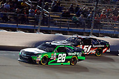 NASCAR XFINITY Series<br /> American Ethanol E15 250 presented by Enogen<br /> Iowa Speedway, Newton, IA USA<br /> Saturday 24 June 2017<br /> Dakoda Armstrong, WinField United Toyota Camry and Jeremy Clements, RepairableVehicles.com Chevrolet Camaro<br /> World Copyright: Russell LaBounty<br /> LAT Images