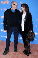 """LOS ANGELES - JUN 10:  David Paymer and Gina Hecht at the """"Dave"""" Season Two Premiere Screening at the Greek Theater on June 10, 2021 in Los Angeles, CA"""