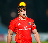 23th April 2021; RDS Arena, Dublin, Leinster, Ireland; Rainbow Cup Rugby, Leinster versus Munster; CJ Stander of Munster in between plays
