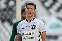 Rio de Janeiro (RJ), 05/07/2020 - Fluminense-Botafogo - Bruno Nazario . Partida entre Fluminense e Botafogo, válida pela semifinal da Taça Rio, realizada no Estádio Nilton Santos (Engenhão), na zona norte do Rio de Janeiro, neste domingo (05).