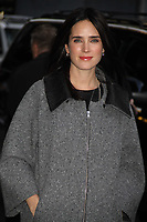 JENNIFER CONNELLY<br /> at ''Late Night with David Letterman Show''1-5-10<br /> Photo by John Barrett/Globe Photos, INC.2010