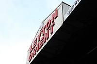 Leyton Orient sign during Leyton Orient vs Salford City, Sky Bet EFL League 2 Football at The Breyer Group Stadium on 2nd January 2021