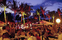 Cuisines of the Sun, July 2001, at the Maunalani Bay Resort on the Big Island