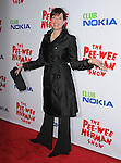 Allison Janney at the The Pee-Wee Herman Show Opening Night held at Club Nokia at L.A. Live in Los Angeles, California on January 20,2010                                                                   Copyright 2009 DVS / RockinExposures