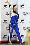 Hana Kaneto,<br /> SEPTEMBER 18, 2015 - Diving : <br /> All Japan Diving Championship 2015<br /> Women's 3m Springboard Final <br /> at Tatsumi International Swimming Center, Tokyo, Japan.<br /> (Photo by Shingo Ito/AFLO SPORT)
