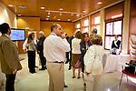 Congreso anual de la FAD (Fundación de Ayuda contra la Drogadicción). Sala de Prensa y ponentes.